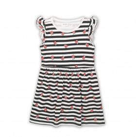Детска рокля 2KDRESS11_A44-20
