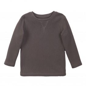 Плътна блуза за момче 3BWAFFLE4_F2-20