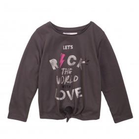 Блуза с дълъг ръкав 4KIDTEE24_A40-20