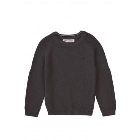 Памучен пуловер
