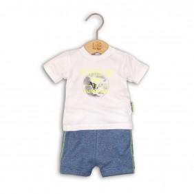 Тениска с панталонки enjoy_24144_white_A14-20