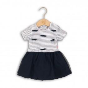 Интересна детска рокля Lurex_24226_navy_A25-20