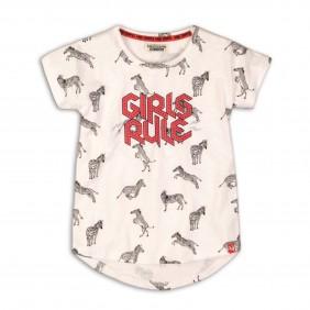 Тениска на зебри