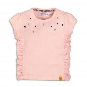 Нежна тениска bella_34220_A32-20