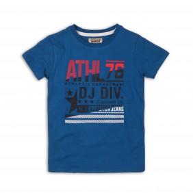 Тениска с надпис logo_34113_D27-20