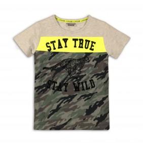 Тениска Wild puma_34184_А33-20