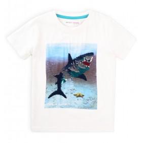 Тениска с акула