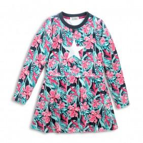 Красива цветна рокля stylish_36064_F1-20