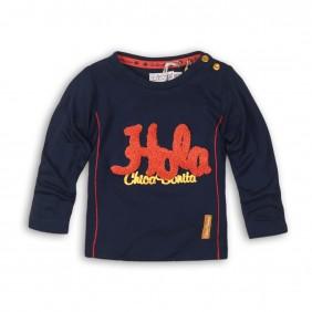 Детска блузка с надпис