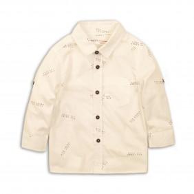 Бяла риза с надписи