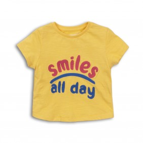 Жълта тениска
