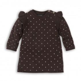 Детска рокля bees_963030_darkgrey_A10-20