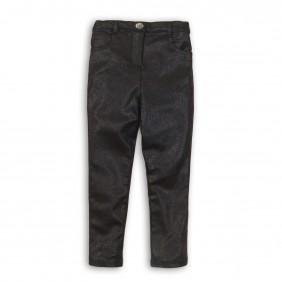 Бляскав черен панталон VOID13_C33-20
