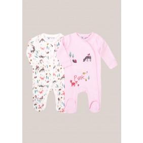 Комплект бебешки гащеризони sparkle1-20