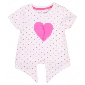 Блузка с възел и сърце pop_06_D26-20