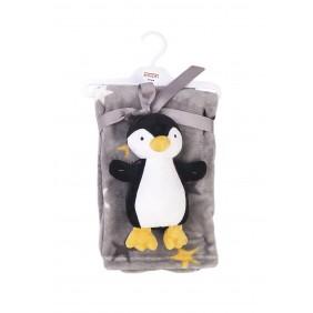Одеялце с играчка cloud11-20