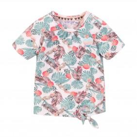 Тениска с възел