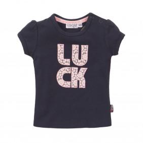 Тениска с дантела luck_38282_A32-20
