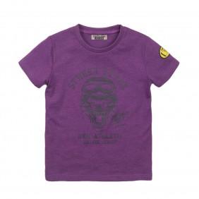 Тениска в ефектен цвят stronger_38161_D24-20
