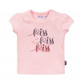 Тениска с надпис luck_38271_D17-20