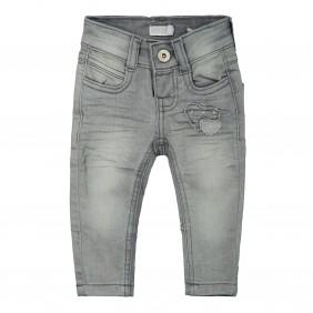 Сиви дънки за момиче plum_40286_D30-20