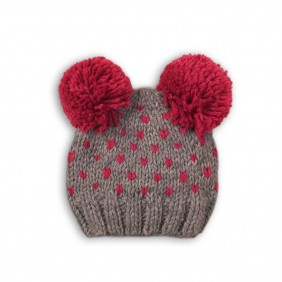 Детска зимна шапка HAT35_A9-20