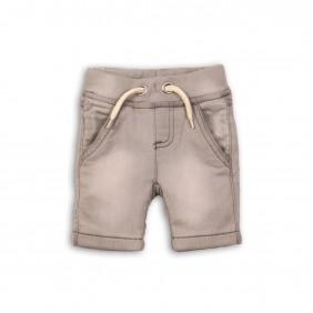 Сиви дънкови панталонки