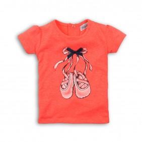 Нежна тениска lurex_24245_neon_LA12-20
