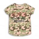 Ефектна тениска в military стил