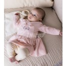 Бебешка рокля с клин