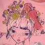 Блузка с момиченце 1