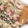 Ефектна тениска в military стил 1